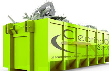 COS Entkernung von Räumen für Privat und Gewerbekunden